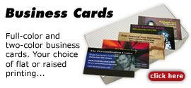 Custom Business Cards Order Online
